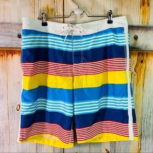 NWOT Old Navy Swim Trunks Large
